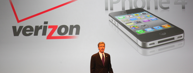 Verizon expected an iPhone 5 this summer