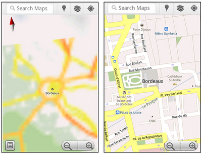 Google Map downloading comes to Android. Get it now. - TNW Google on