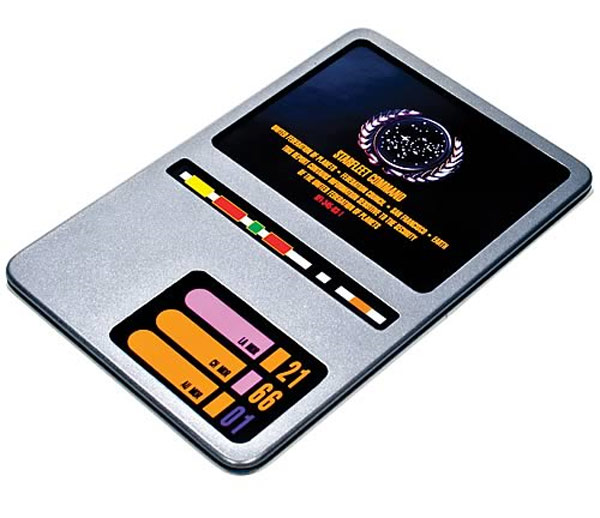 Want to turn your iPad into a PADD from Star Trek? Get the amazing