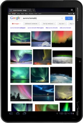 tabletimagesearch Google testing sleek new tablet friendly search layout [Update: Now live]