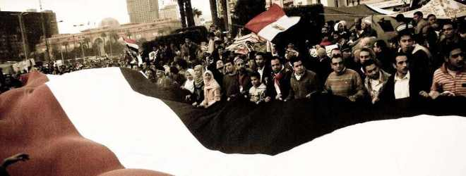 18DaysInEgypt: Crowd sourcing a revolution