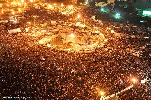 tahrirnight Why Egypt wasnt waiting for WikiLeaks to ignite a revolution