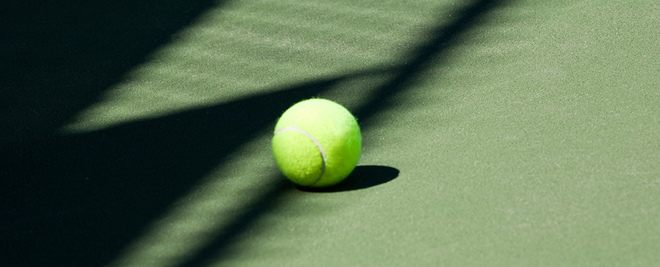 Interactive dataviz measures Twitter buzz around this year's Wimbledon tennis tournament