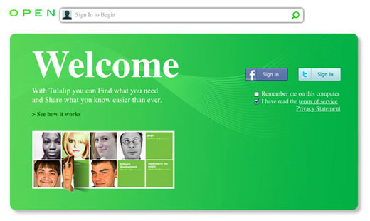 tulalipproject Microsoft accidentally unveils social search project, quickly pulls it offline