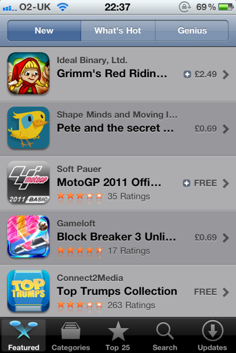 Apple adjusts App Store pricing in some markets [Updated]
