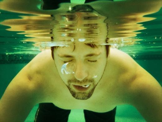Philippe Boivin's underwater photo