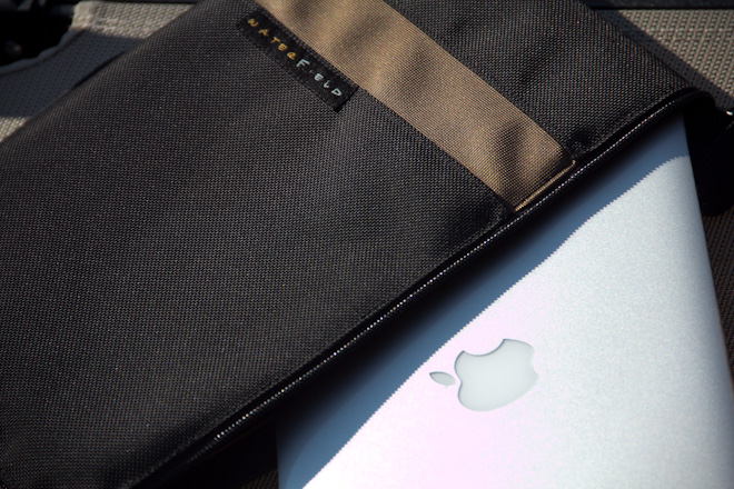 Waterfield's MacBook Air case is as well crafted as what it holds
