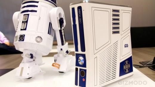 xlarge starwarsxbox 11 520x292 Microsoft unveils Star Wars themed Xbox 360