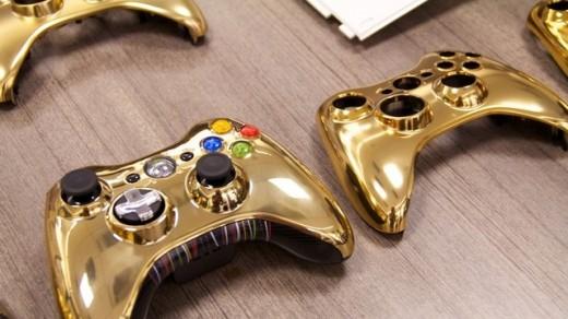 xlarge starwarsxbox 2 520x292 Microsoft unveils Star Wars themed Xbox 360