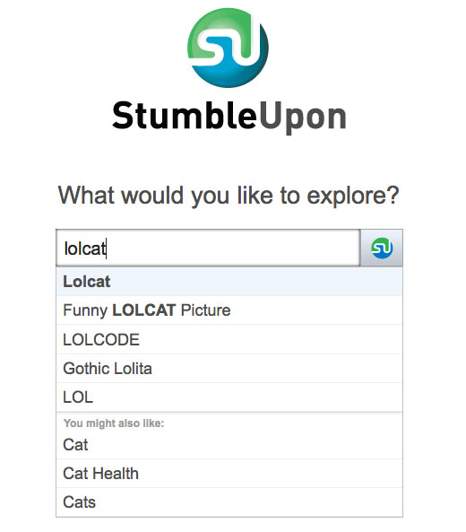 0013 StumbleUpon launches Explore Box to help you discover themed content from around the Web