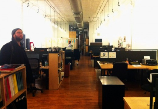 Projective Space coworking space