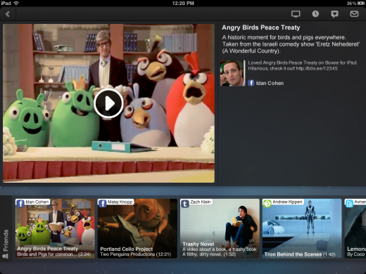 2 520x390 The Boxee iPad app lets you stream media between your TV and PC seamlessly