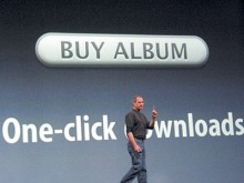 2003 the itunes music store is released 220x165 Steve Jobs biggest success isnt patents, products, or profits, its Apple
