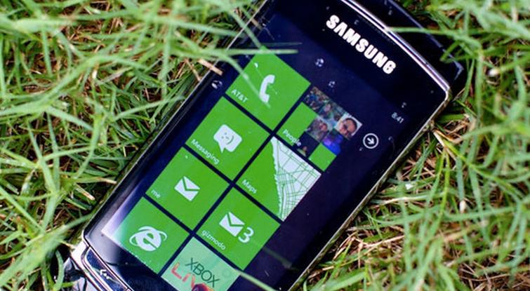 The new Windows Phone logo