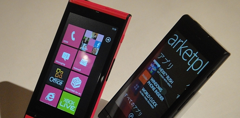 Japan's first Windows Phone handset gets priced