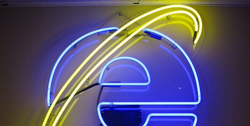 Run Internet Explorer 10 using Internet Explorer 9's UI
