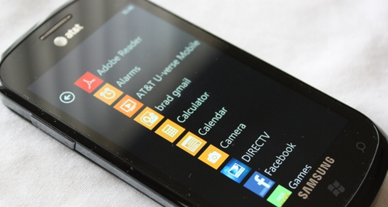 Microsoft unveils plans for Windows Phone Tango