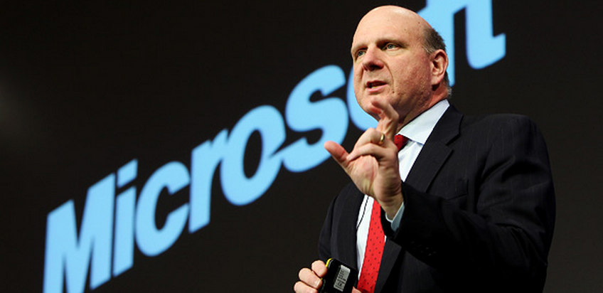 This week at Microsoft: PC sales, analysts, and webOS