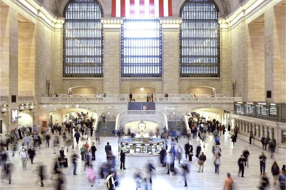 Apple reportedly announcing Grand Central store on Tuesday