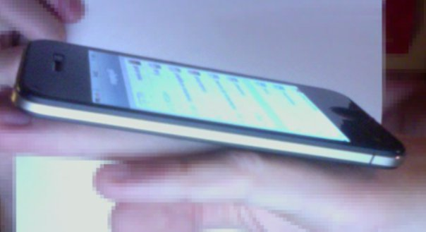 You may wish that this iPhone 5 'spy shot' was real, but it's not