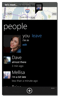 333333 Bing just released a Foursquare competitor for Windows Phone