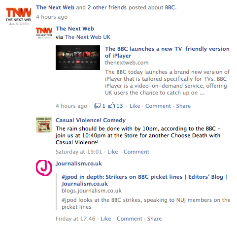 367795209 Facebook begins aggregating trending topics discussed by your friends