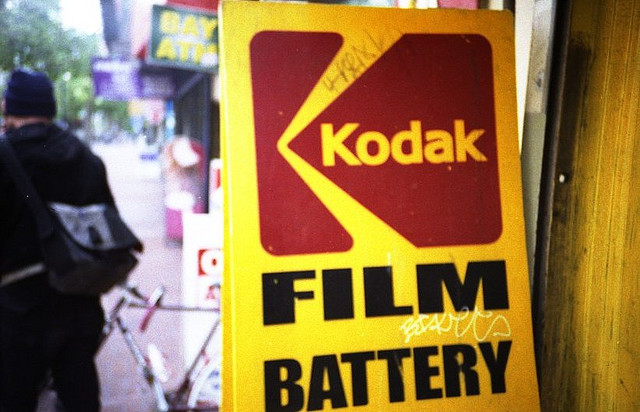 Cash-strapped Kodak could sell patent used against Apple and RIM