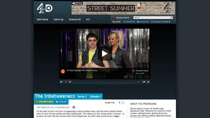 4oD1 UK broadcaster Channel 4 is set to relaunch 4oD, its video on demand service