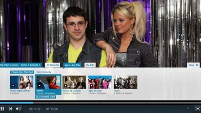 4oD2 UK broadcaster Channel 4 is set to relaunch 4oD, its video on demand service