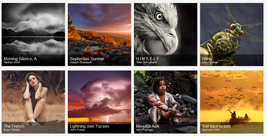 500px A Guide to Online Inspiration for Writers, Photographers and Designers