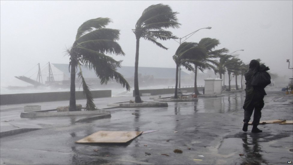 Instacane: The story of Hurricane Irene told through Instagram