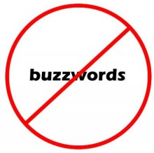 Buzzwords1 220x219 Pitch perfect: A startups guide to getting coverage