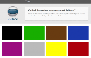 Colors 300x194 Ledface uses the Collective Brain to help solve your day to day problems: Try it now