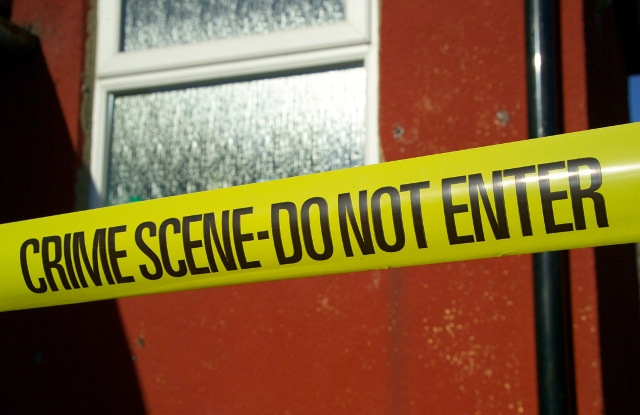 Could social networks be used to report crimes in the future?