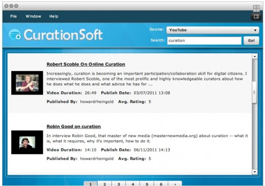 CuSo1 520x366 CurationSoft lets publishers curate content from across the social sphere