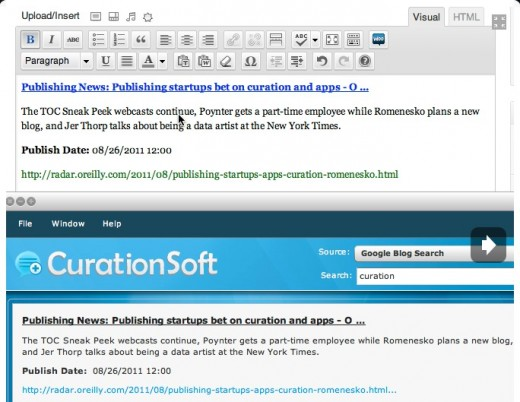 CuSo4 520x402 CurationSoft lets publishers curate content from across the social sphere