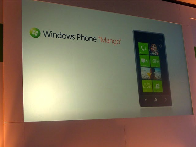 "Microsoft: Windows Phone Mango September 1 launch date is ""just a rumour"""