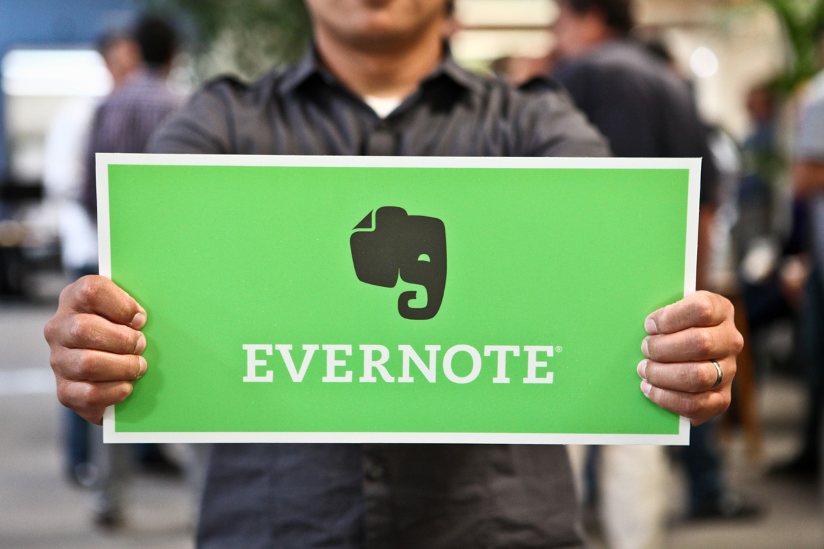Evernote for iOS gets rich text formatting and a new UI for the iPad