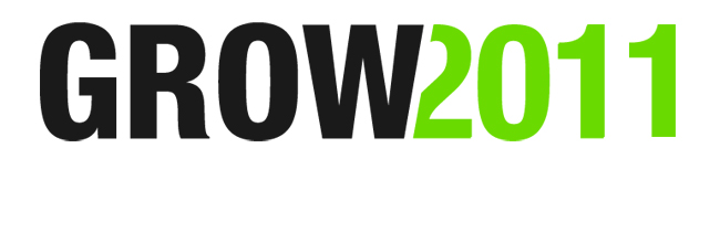 5 reasons you've got to be at GROW 2011