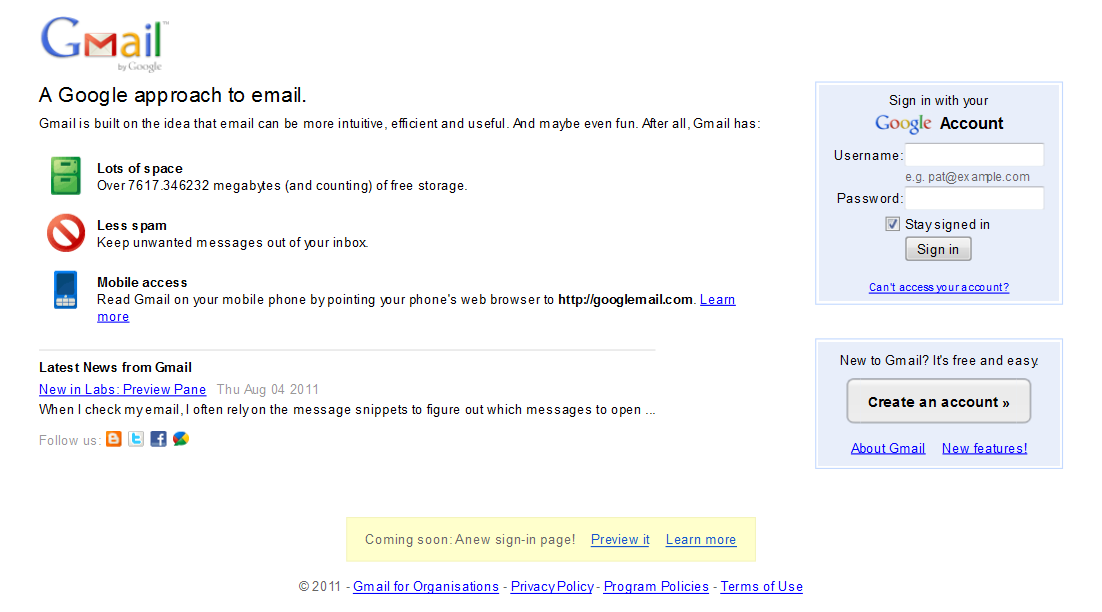 my old photos in google account