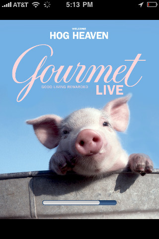 Gourmet Live App How to cook the geek way