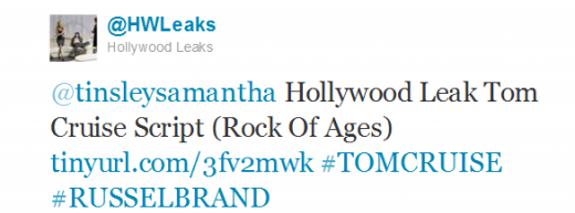 HWLeaks1 520x193 Anonymous splinter group now going after celebrities