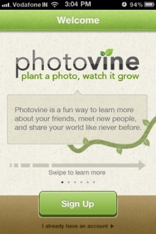 IMG 1036 220x330 TNW Review: Googles Photovine inspires creativity through fun
