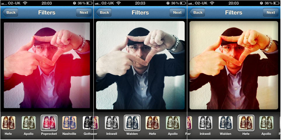Instagram's web app, new filters and Android app are on the horizon