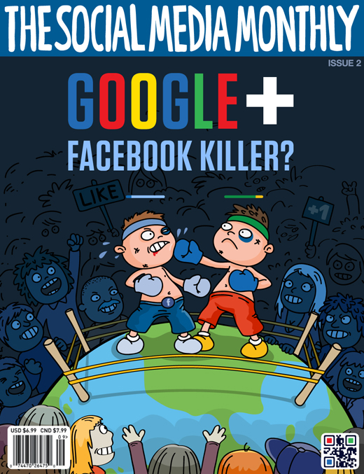 JESS3 Cover vector11 Google+ vs. Facebook: Some people are way too passionate about this battle...