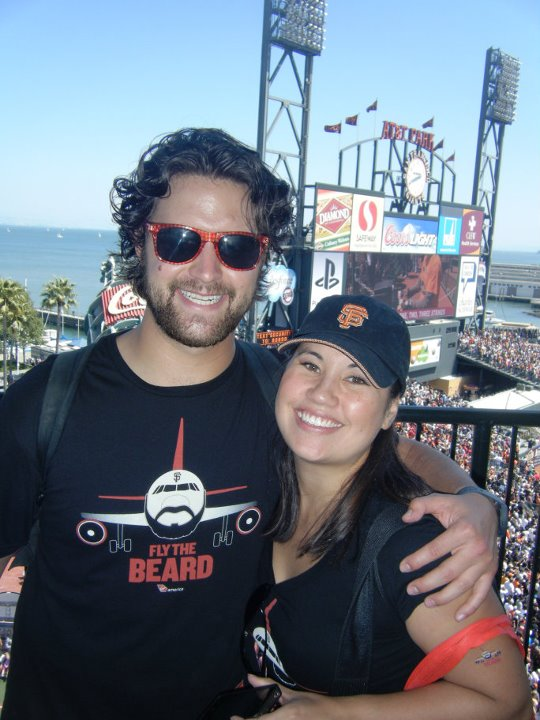 Jill and Nick SF Giants Meet the 18 people behind your favorite social media accounts