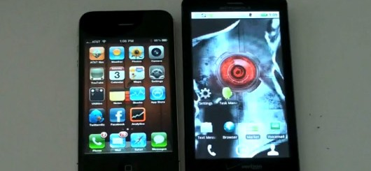 Motorola-Droid-X-Vs-Apple-iPhone-4