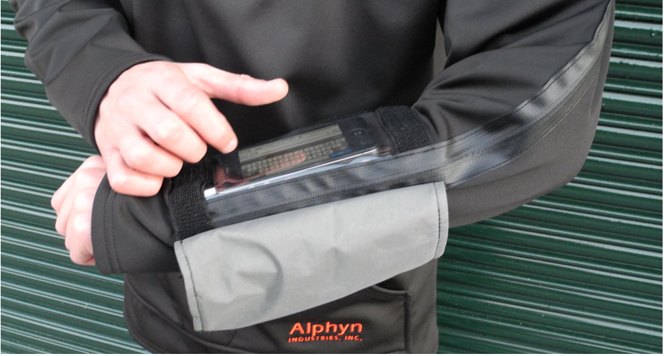 Alphyn Industries Designs High Tech Clothes for Gadget Lovers