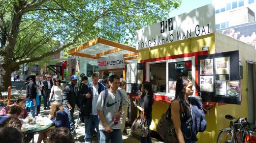 Portland Food Carts 520x292 Street food stars dish digital media marketing advice at National Street Food Conference