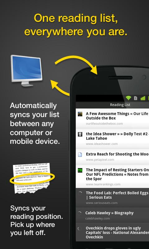 ReadItLater 13 Android apps for mobile journalists